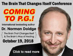 The Brain That Changes Itself Conference – October 19th, 2018